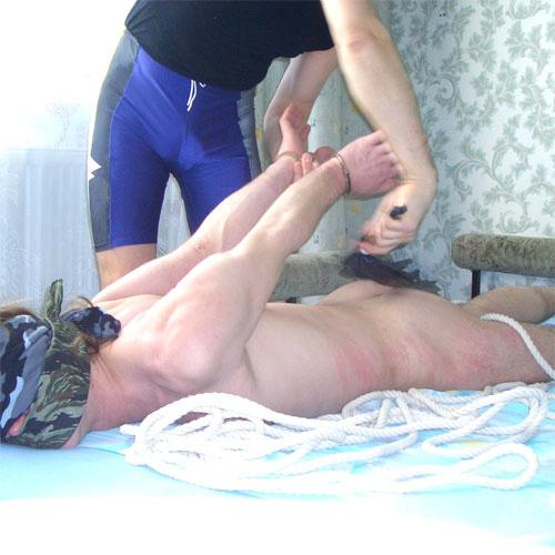friend bondage